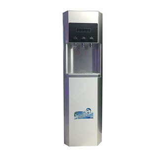 Home or school hot and cold reverse osmosis water purifier dispenser