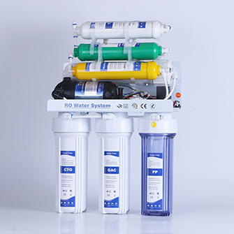 6-8 stage reverse osmosis household direct drinking water filter system