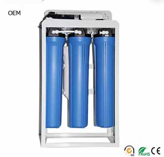 200/400/600G 5 Stages Commerical Direct Drinking RO System Water Filter