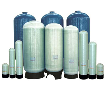 Industrial automatic ro water treatment softener active carbon filter plant  reverse osmosis system frp tank /frp pressure vessel/fiberglass tank