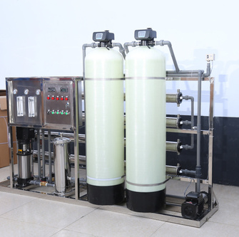 250,500liter each hour industrial reverse osmosis ro water purification system