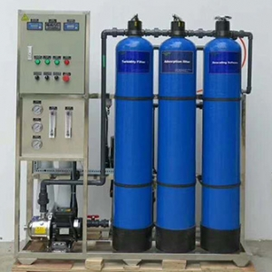 250L,500L,750L,1000L,1500L each hour industrial manual Single stage reverse osmosis pure water plant RO water filter system