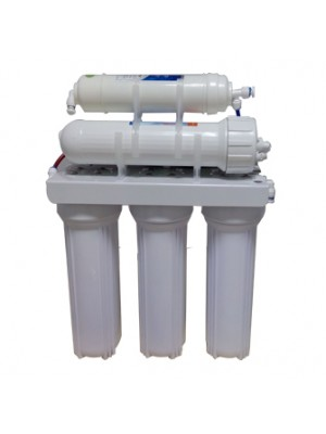 Hot selling usa no electronic parts reverse osmosis water filter system