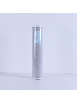 Commercial and wholehouse 10inch 20inch jumbo activated carbon water filter cartridge