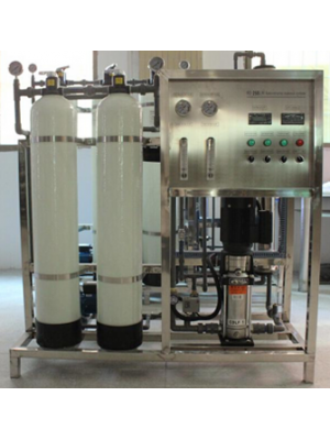 250T each hour pure capacity industrial ro water filter system