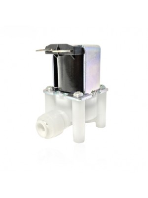 Drinking water filter ro water purifier system accessories inlet solenoid valve