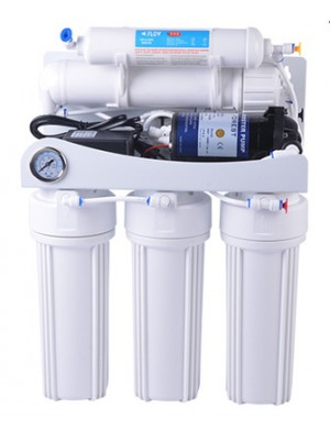5 stage reverse osmosis water filter system