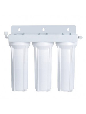 3 stage 10inch tap water filter home drinking water purification system