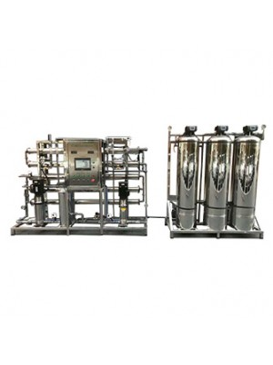 High TDS 7000-10000ppm 0.5T to 2T each hour reverse osmosis water filter RO water filtration system plant