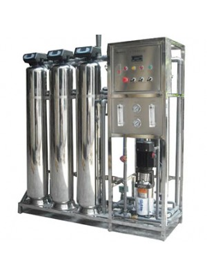 1000T/hour industrial reverse osmosis water purifier system plant