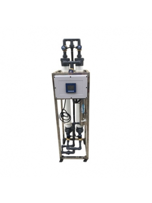 500L/H  Auto Flush UF system ultra filtration membrane for water treatment plant