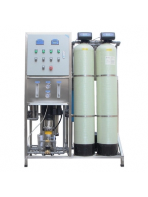 500liter each hour industrial reverse osmosis water purifier filter system