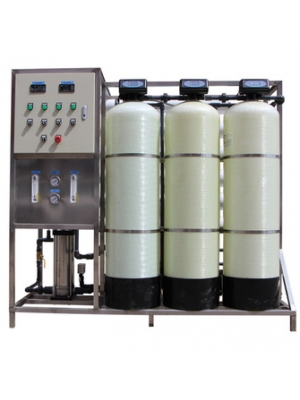 1500liter each hour well water industrial reverse osmosis water treatment plant system