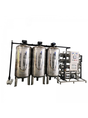 250 lph-5000 lph Automatic industrial reverse osmosis water filtration machine plant ro treatment system
