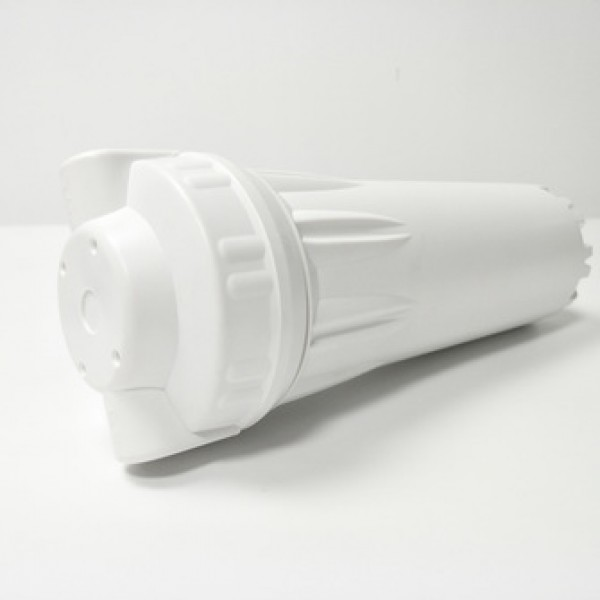 Undersink ro water filtration machines parts food grade white color plastic 10