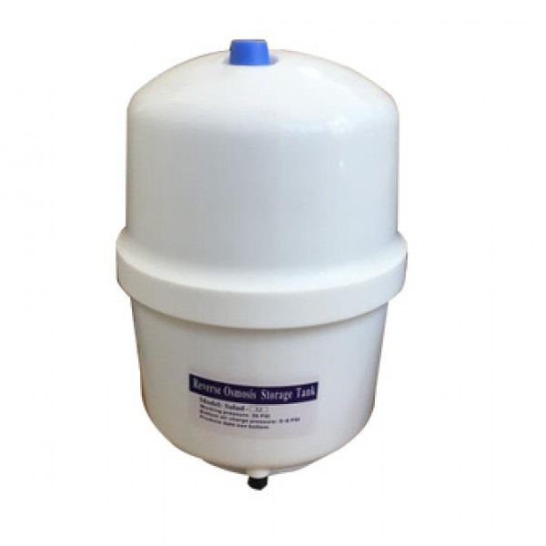 Reverse osmosis water filter 3.2gallon plastic water tank