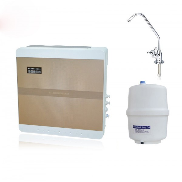 6 stage wall-mounted luxury alkaline mineral water filter