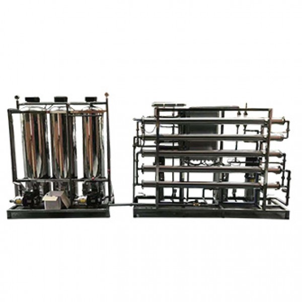 High TDS 7000-10000ppm 500liter to 3000liter per hour reverse osmosis water filter RO water filtration system plant