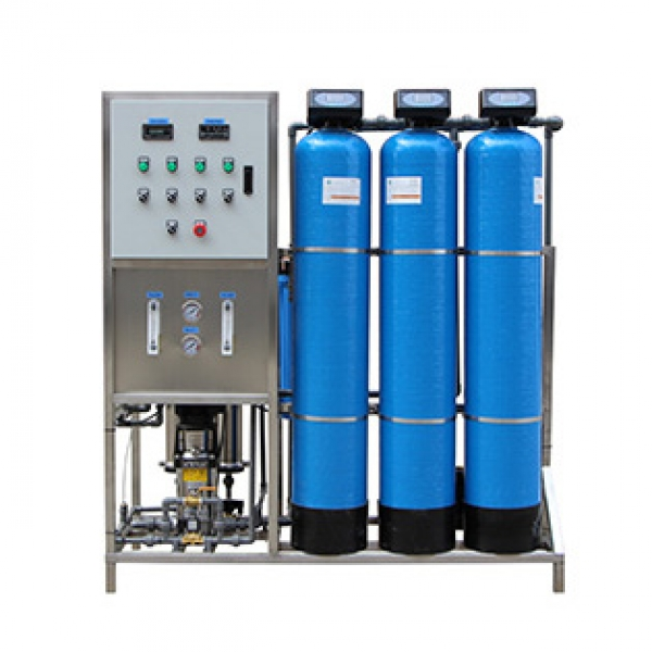 500liter each hour industrial reverse osmosis water treatment plant ro water filter system