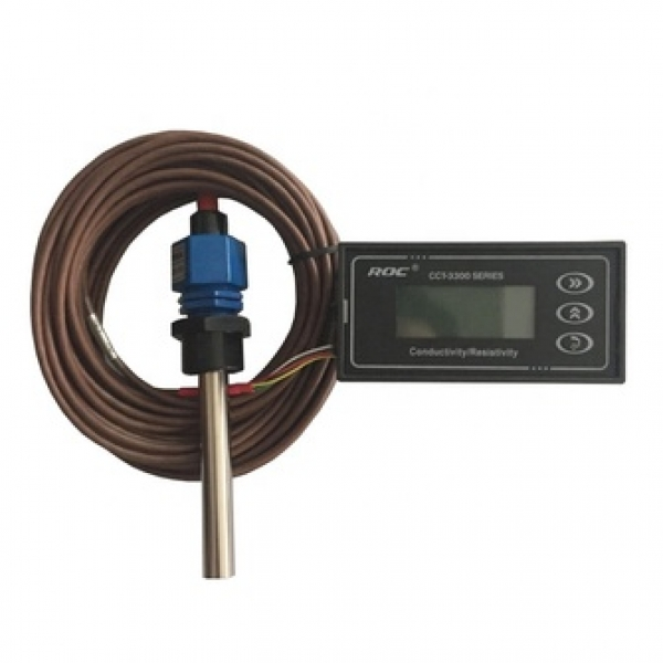 Electric Conductivity Monitor/ Conductivity Controller for water treatment