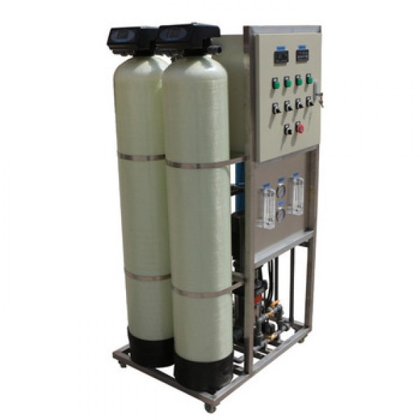 250-500liter each hour reverse osmosis water treatment plant ro water filter system pure water filtration