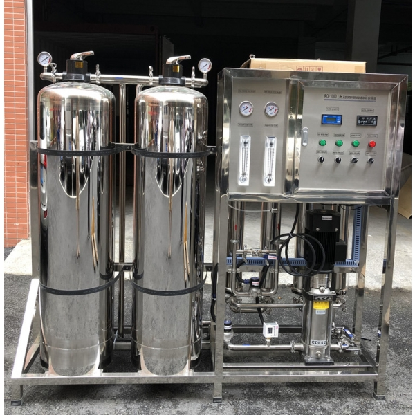 China factory ro water purifier treatment plant,500LPH-1000LPH reverse osmosis water filtration plant
